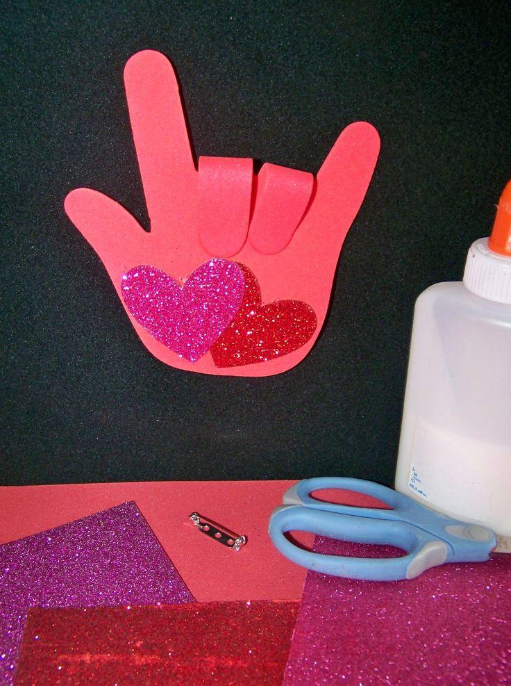Cartão dia das mães com glitter