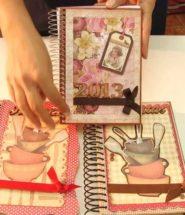 Dia das mães caderno de receita 2