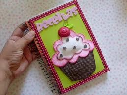 Dia das mães caderno de receita 4